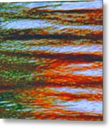 Streaming Rays Of Love Metal Print