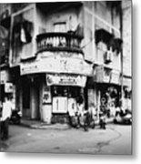 StreetShots_Surat Metal Print