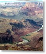 Stretch Of Glory Metal Print