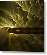 Striking Metal Print