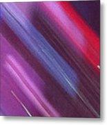 Stripes Abstract Metal Print