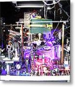 Strontium Atomic Clock Metal Print