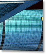 Structures East 2 Metal Print