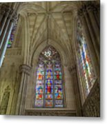 Structures Of St. Patrick Cathedral 3 Metal Print