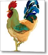 Strut Your Stuff - 6 Metal Print