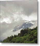 Stryn Lake And Jostedalsbreen National Park Metal Print