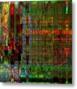 Study - Mental Condition Of The Artist Metal Print