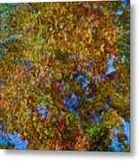 Study For Autumn 1 Metal Print