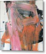 Subconscious Impressions Metal Print