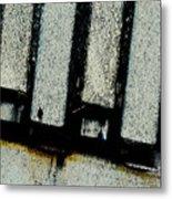 Subdivisions Metal Print