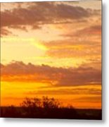 Sublime Sunrise Metal Print