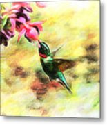 Submerged Into Sweetness Metal Print