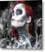 Submission Metal Print