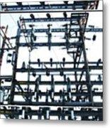 Substation Metal Print