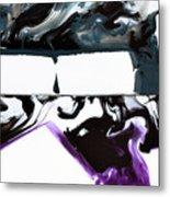 Subterranean View No. 108 Metal Print