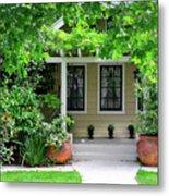 Suburban House Hayward California 17 Metal Print