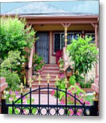 Suburban House Hayward California 38 Metal Print