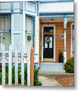 Suburban House Hayward California 9 Metal Print