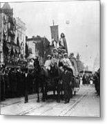 Suffrage Parade, 1913 Metal Print