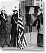 Suffragettes, C1910 Metal Print