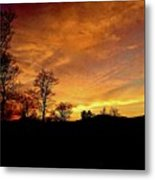 Suffused With Harmony Metal Print