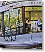 Sugar Breakfast  Metal Print