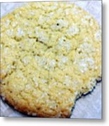 Sugar Cookie Metal Print