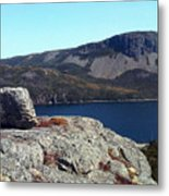 Sugarloaf Hill From The Lookout  Metal Print