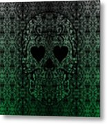 Sugarshock Lime Metal Print