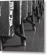 Suicide Bridge  Metal Print
