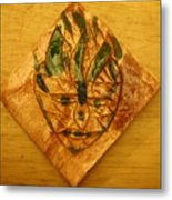 Sullen - Tile Metal Print