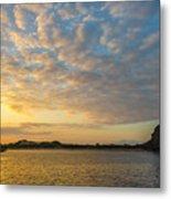 Sullivan Bay Sunrise Metal Print