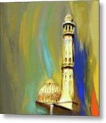 Sultan Qaboos Grand Mosque 681 1 Metal Print