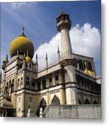 Sultan's Palace In Kuala Lumpar Metal Print
