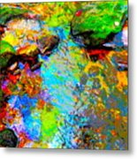 Summer 2015 Mix 3 Metal Print