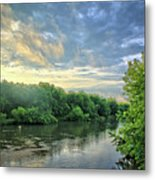 Summer Along The West Fork Metal Print
