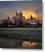 Summer At The Don Metal Print
