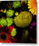 Summer Boquet Metal Print