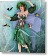 Summer Dance Metal Print