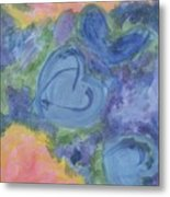 Summer Dance Of The Hearts #49 Metal Print