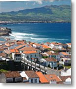 Summer Day In Sao Miguel Metal Print