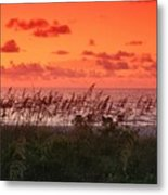 Summer Ends In Color Metal Print