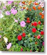 Summer Flowers 3 Metal Print