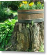 Summer In The Monadnocks Metal Print