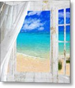 Summer Me Iv Metal Print