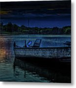 Summer Nights  Metal Print