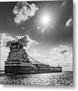 Summer Of The Great Republic   Metal Print