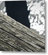 Summer On The Dock Metal Print