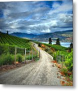 Summer Passages Metal Print