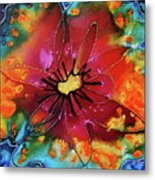 Summer Queen Metal Print